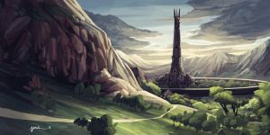 Isengard by onlychasing-safety