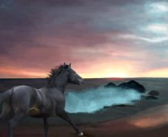 The Calm before the Storm by Riiah