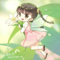 Little Fairy by loli-drop