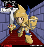 Gilgamesh (Tower of Druaga) by fryguy64
