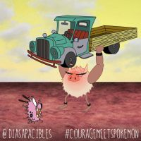 Courage Meets Primeape
