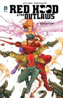RED HOOD Tome 1 by DCTrad