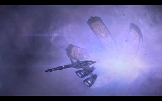 Mass Effect 2 Into the Citadel by trance4life