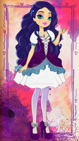 Genevieve North - New first chapter style by starfirerencarnacion