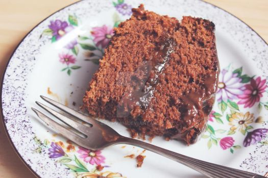 Cocoa cake by BlairVan
