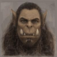 Face of Durotan by Sousafighter
