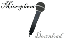 [MMD] Microphone by LoreneMMD