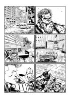 Secret Avengers Sample 02 by V4Valerio