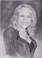 Portrait of Christy Scan by MrFixit741