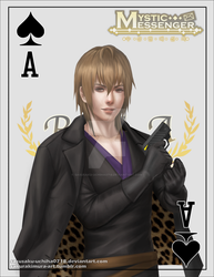 Ace of Spades Vanderwood by sasusaku-uchiha0718