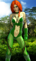 Poison Ivy by ironhead333