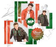 PACK PNG 1019| SHAWN MENDES by MAGIC-PNGS