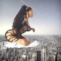 Giantess Nicki Minaj over NYC by xyu96