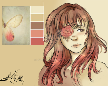 Color Palette Challenge by b-mariaester
