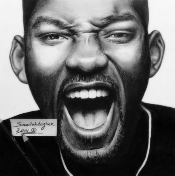 Will Smith by samiahdagher