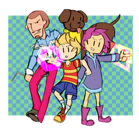 Mother 3 by DrakynRoll