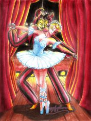 Dancing with the Devil by hopelessromantic721