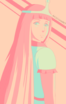 Color Palette Challenge Princess Bubblegum- #4 by Mother-Of-Pandas