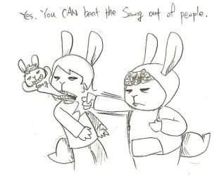 Beating the Seung out of People by cjcat2266