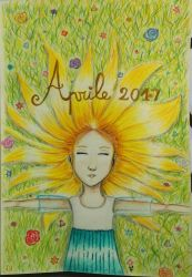 Drawing for agenda: April 2017 by ila297