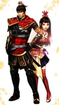 Da Qiao And Sun Ce by SurgicalNurse