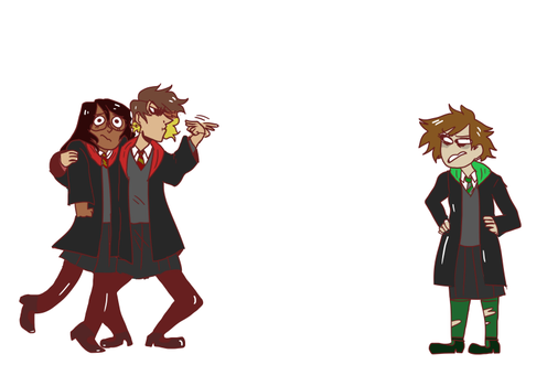Hogwarts Mystery feat me by Lenazzz