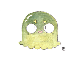 Green Slime by LaundryPile