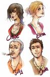 Uncharted Heads by XMenouX
