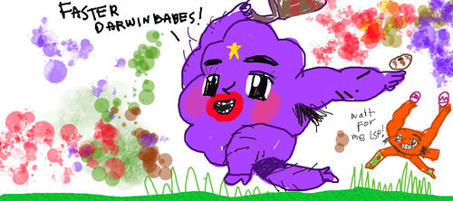 LSP - easter egg hunting with Darwin