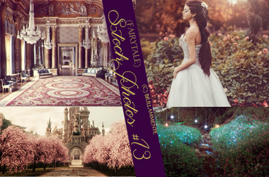 Stock Photos  #13  (fairytale) by lucemare