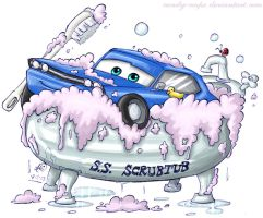 S.S. ScrubTub by Candy-Coupe