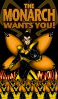 The Monarch Wants You.. Again by petex