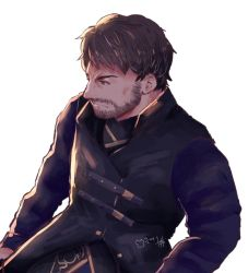 Corvo by redfuuurd