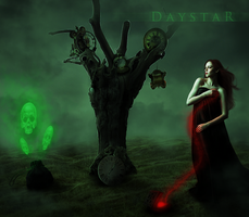 Witch work by Daystar-Art