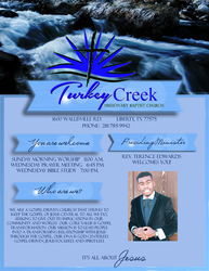 Flyer for Turkey Creek BC v1 by OtomeSan
