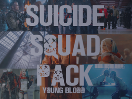 Suicide Squad Pack (LEER DESCRIPCION) by YoungBlodd