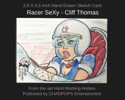Racer SeXy by CliffThomas