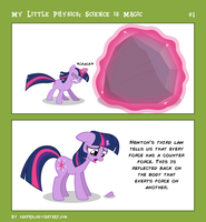 My Little Physics, #1 by dasprid