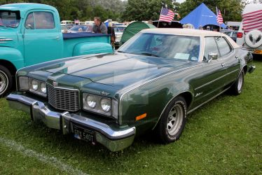 Classic Cars 18 - Lincoln Mercury by gopherboy76