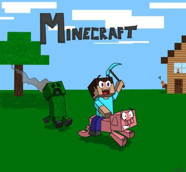Minecraft concept by Quinn21C