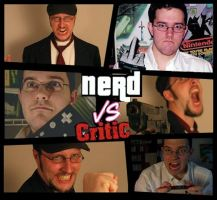 GTA: Nerd Vs Critic. by Rubber-Band-Of-Doom