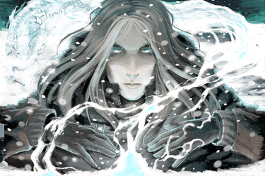 Soul of Ice and Snow by MikaelHankonen