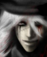 The Grim Reaper Undertaker by CocaineJia