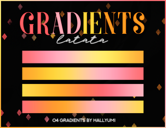 GRADIENTS: LATATA by Hallyumi