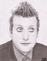 Tre Cool by fcagems12