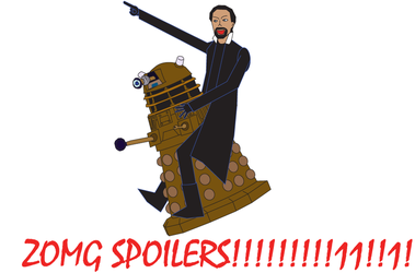 Doctor Who - Spoilers? by WrongSideOfThePond