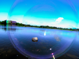 Bubble Lens by Cherii-pipa