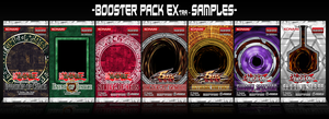 Booster Pack EX Sample 2 by grezar