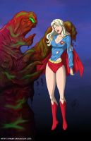 Supergirl vs Decay - poll winner by mhunt