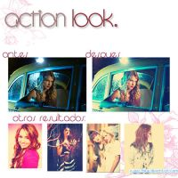 +Action look by SweetsBlue